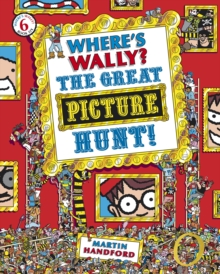 Where's Wally? The Great Picture Hunt, Paperback Book