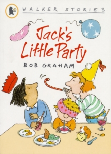 Jack's Little Party, Paperback Book