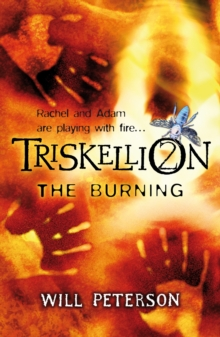 Triskellion Book 2: The Burning, Paperback Book