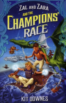Zal and Zara and the Champions' Race, Paperback Book