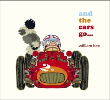And the Cars Go..., Hardback Book