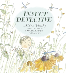 Insect Detective, Hardback Book