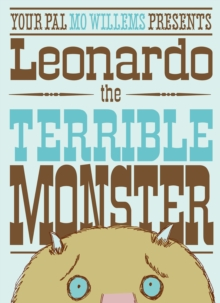 Leonardo the Terrible Monster, Paperback Book