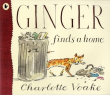 Ginger Finds A Home, Paperback Book