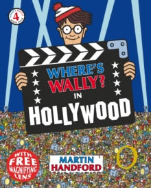 Where's Wally? In Hollywood, Paperback / softback Book