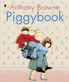 Piggybook, Paperback / softback Book