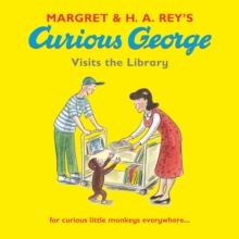 Curious George Visits the Library, Paperback Book