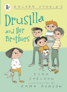 Drusilla and Her Brothers, Paperback / softback Book