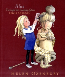 Alice Through the Looking-Glass, Paperback / softback Book