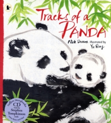 Tracks of a Panda, Mixed media product Book