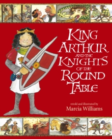 King Arthur and the Knights of the Round Table, Paperback / softback Book