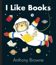 I Like Books, Board book Book
