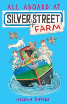 All Aboard at Silver Street Farm, Paperback Book