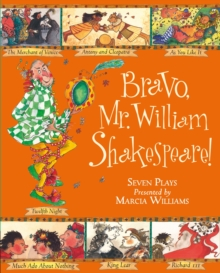Bravo, Mr. William Shakespeare!, Paperback Book
