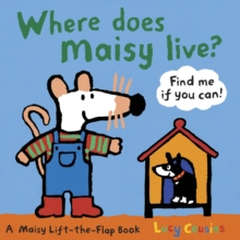 Where Does Maisy Live?, Board book Book