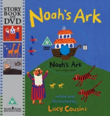 Noah's Ark, Mixed media product Book