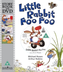 Little Rabbit Foo Foo, Mixed media product Book