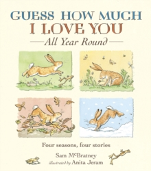 Guess How Much I Love You All Year Round, Paperback Book