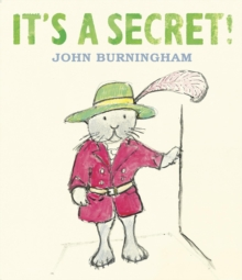 It's a Secret!, Paperback / softback Book