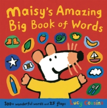 Maisy's Amazing Big Book of Words, Paperback Book