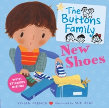 The Buttons Family: New Shoes, Paperback / softback Book