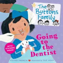 THE BUTTONS FAMILY: GOING TO THE DENTIST, Paperback Book