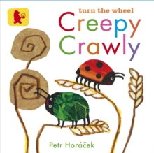 Creepy Crawly, Board book Book