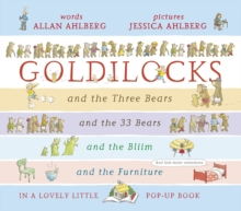 Goldilocks, Hardback Book