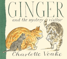 Ginger and the Mystery Visitor, Paperback Book