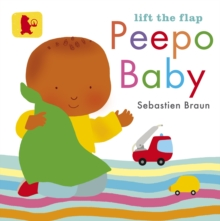 Lift the Flap: Peepo Baby, Board book Book