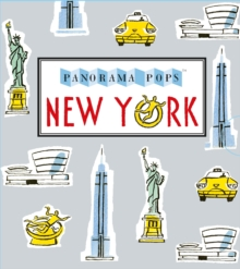 New York: Panorama Pops, Hardback Book