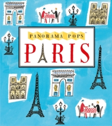 Paris: Panorama Pops, Hardback Book