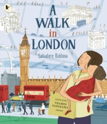 A Walk in London, Paperback Book