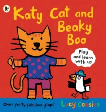 Katy Cat and Beaky Boo, Paperback Book