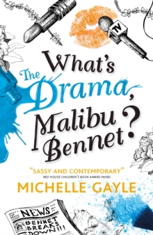 What's the Drama, Malibu Bennet?, Paperback / softback Book