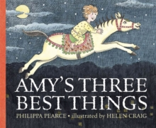 Amy's Three Best Things, Hardback Book
