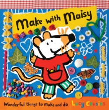 Make with Maisy, Hardback Book
