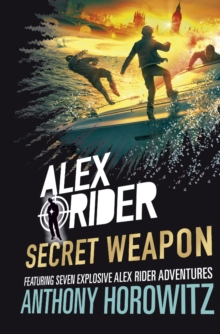Secret Weapon, Hardback Book