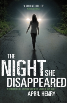 The Night She Disappeared, Paperback Book