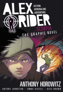 Scorpia Graphic Novel, Paperback Book