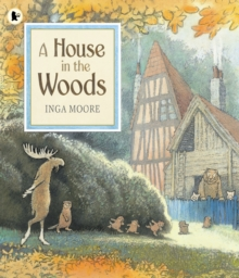A House in the Woods, Paperback Book