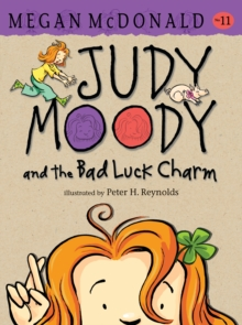 Judy Moody and the Bad Luck Charm, Paperback Book