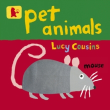 Pet Animals, Board book Book