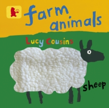 Farm Animals, Board book Book