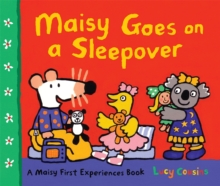 Maisy Goes on a Sleepover, Paperback Book
