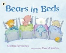 Bears in Beds, Paperback / softback Book