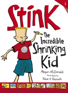 Stink: The Incredible Shrinking Kid, Paperback Book