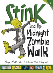 Stink and the Midnight Zombie Walk, Paperback Book