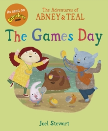 The Adventures of Abney & Teal: The Games Day, Paperback / softback Book