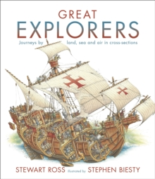 Great Explorers, Paperback Book